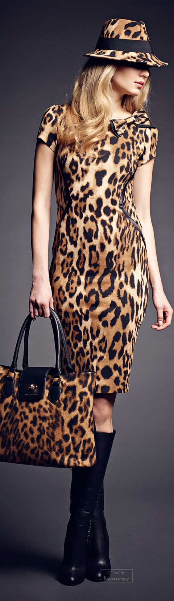 vestidos animal print 3