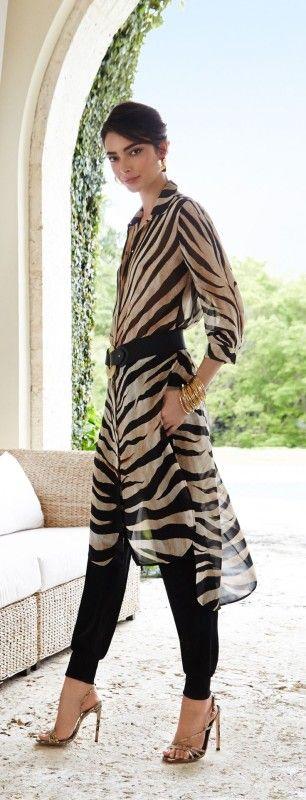vestidos animal print 5