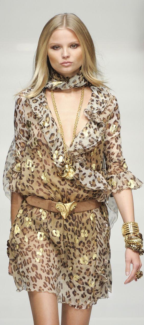 vestidos animal print 6