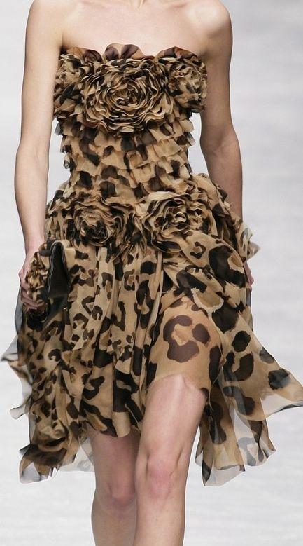 vestidos animal print 9