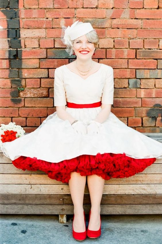 vestidos curtos casamento noiva 1