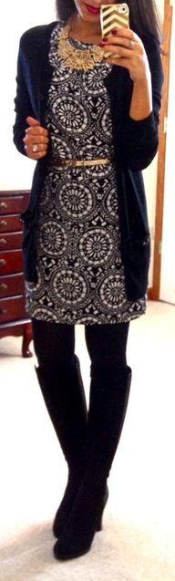 vestidos inverno 6