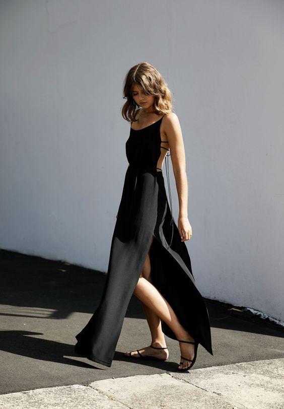 vestidos magras casual 2