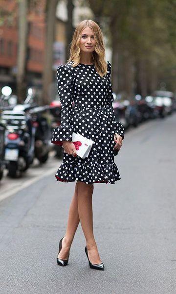 vestidos manga comprida 9