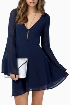 vestidos manga longa 3