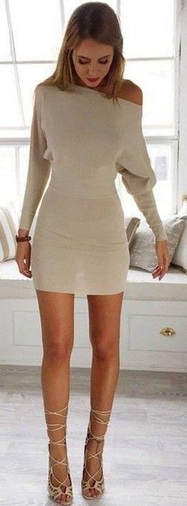 vestidos manga longa 7