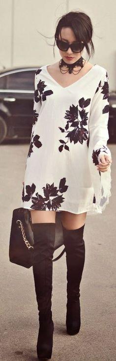 vestidos manga longa
