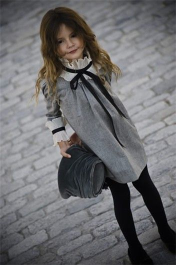 vestidos menina inverno 6