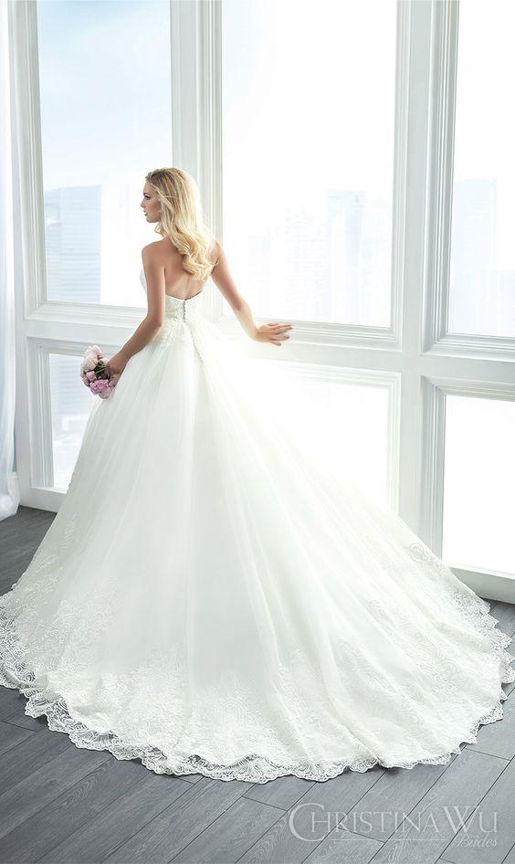 vestidos noiva Christina Wu pribcesa 1
