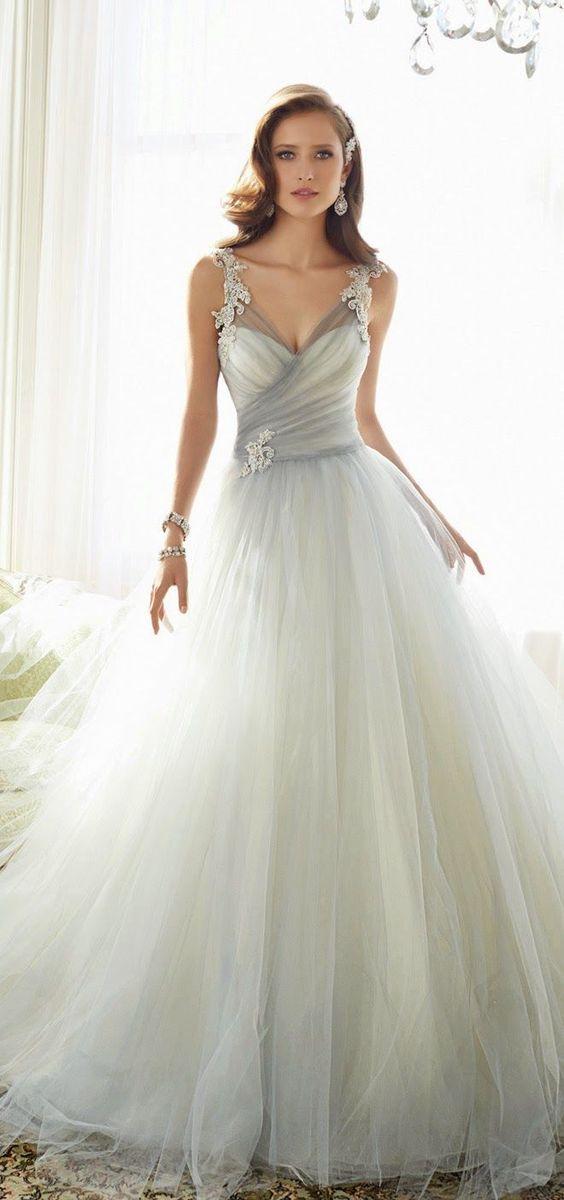 vestidos noiva coloridos cinza