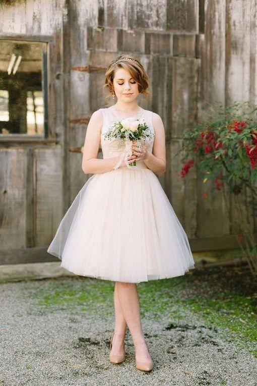 vestidos noiva curtos 2