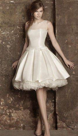 vestidos noiva curtos 5