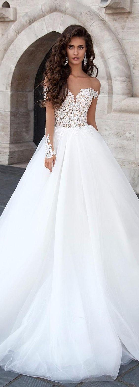 vestidos noiva estilo princesa 3