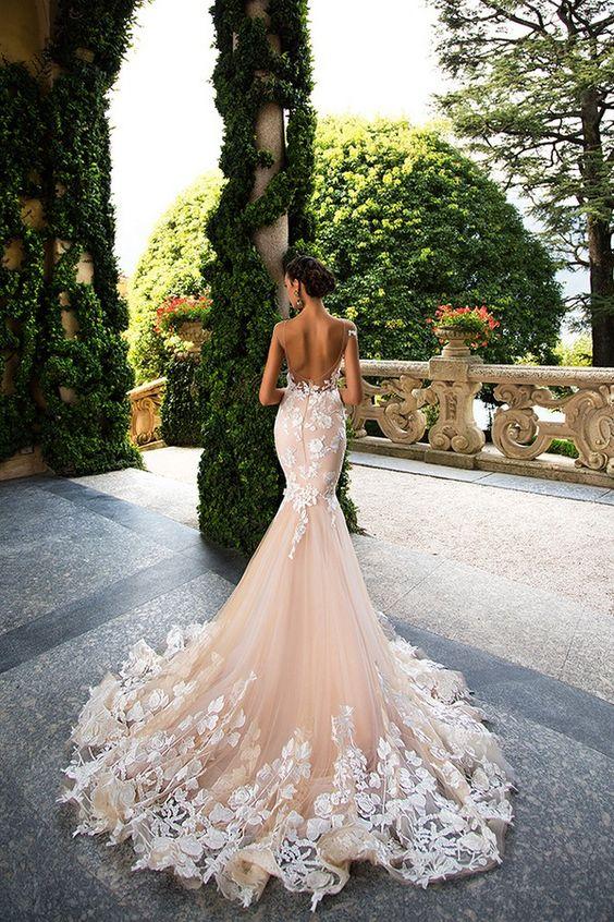 vestidos noiva glamour