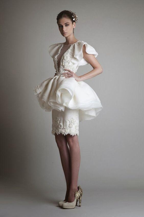 vestidos noiva modernos 7