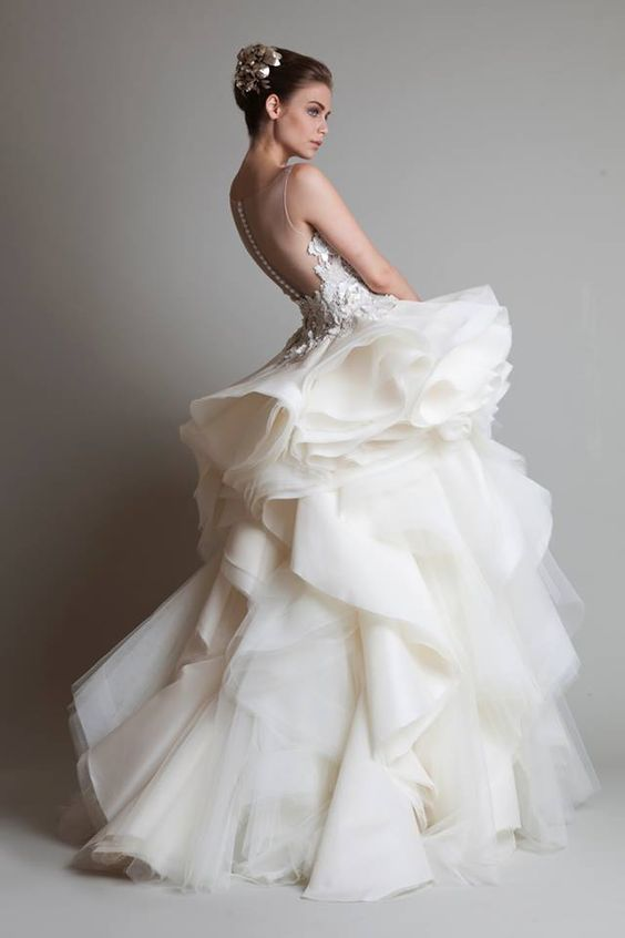 vestidos noiva modernos 8