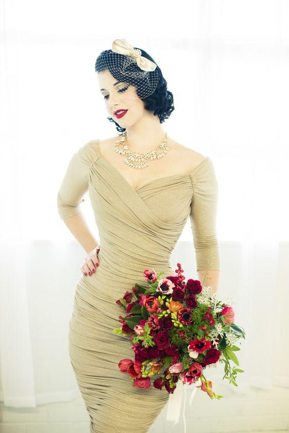 vestidos noiva pin up 2