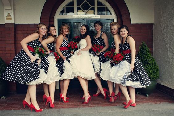 vestidos noiva pin up 4