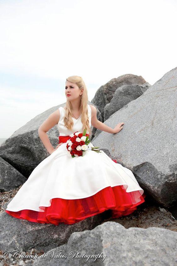 vestidos noiva pin up 5