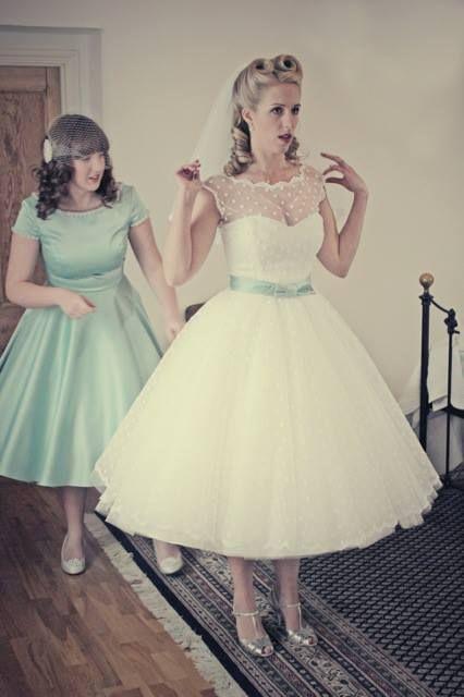 vestidos noiva pin up 8