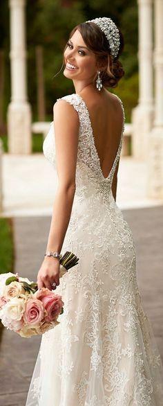 vestidos noiva renda 1