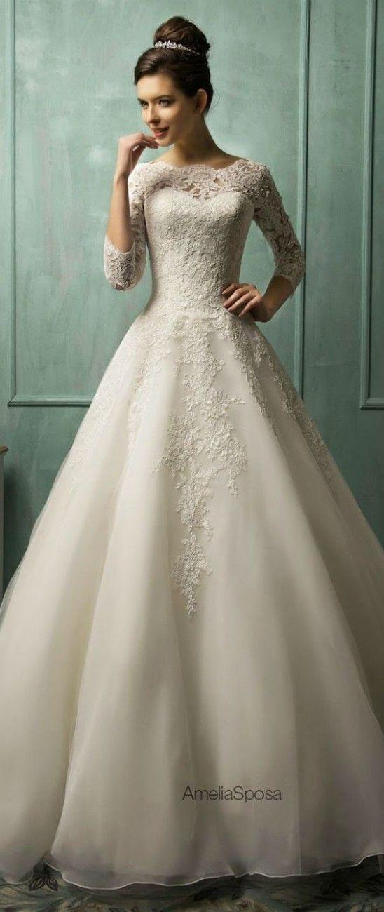 vestidos noiva renda 3