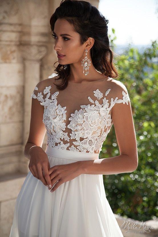 vestidos noiva renda 4