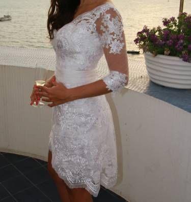 vestidos noiva renda 5