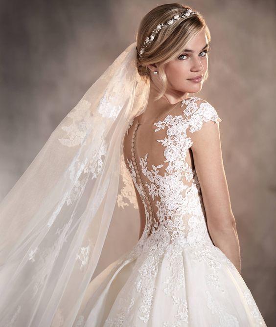 vestidos noiva renda 8