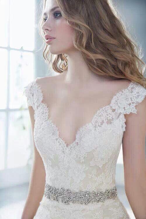 vestidos noiva renda 9