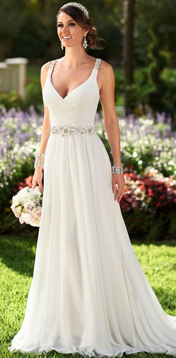 vestidos noiva simples 1