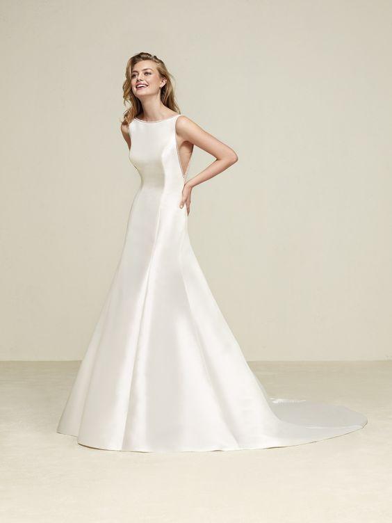 vestidos noiva simples 6