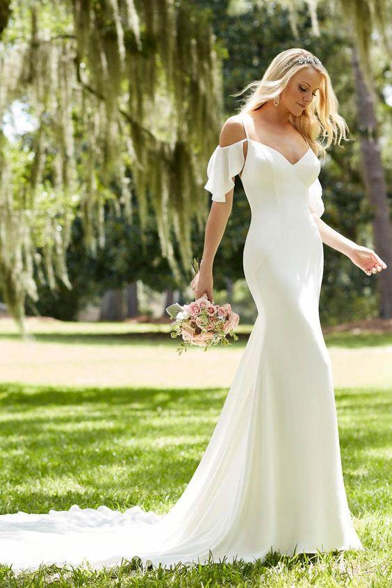 vestidos noiva simples 7