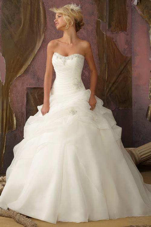 vestidos noiva tomara que caia modelo