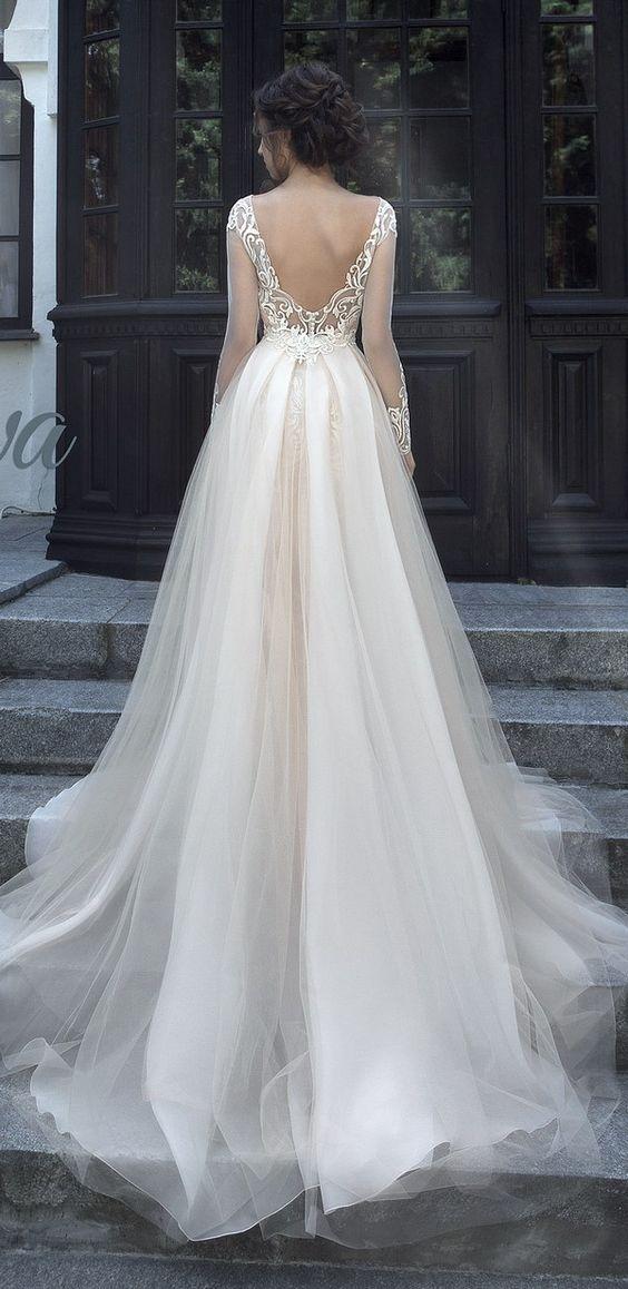 vestidos noiva tule 2
