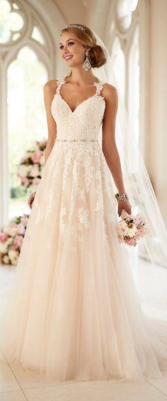 vestidos noiva tule 5