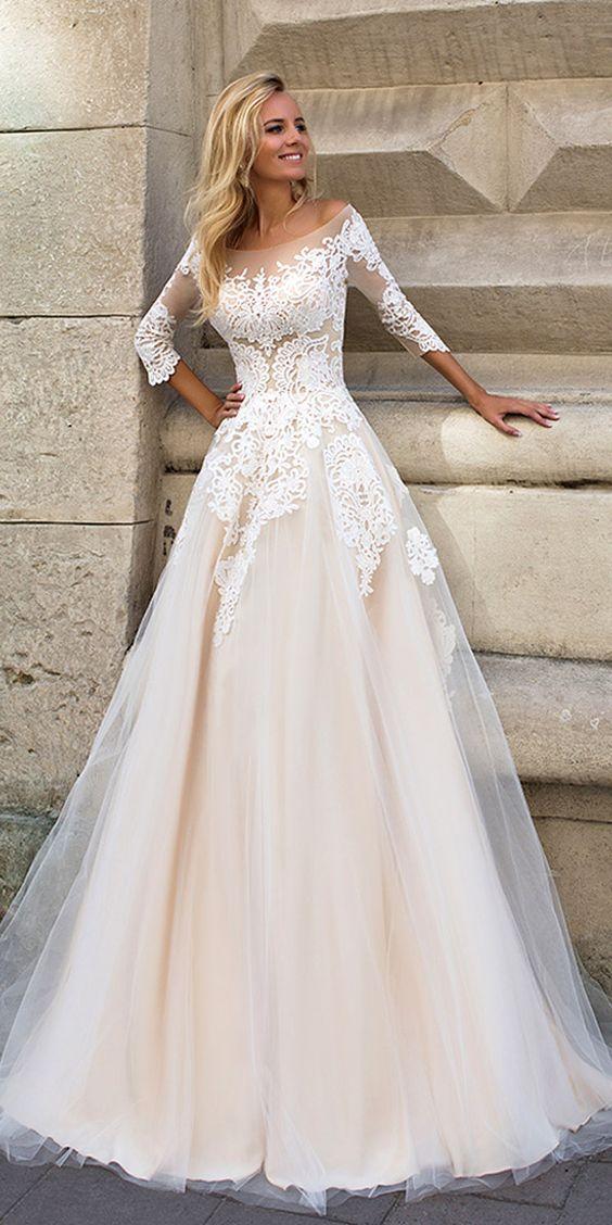 vestidos noiva tule 6