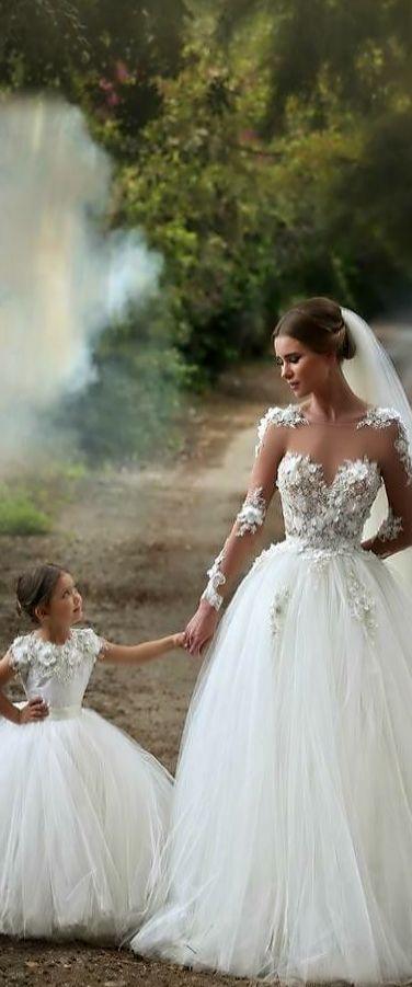 vestidos noiva tule 8