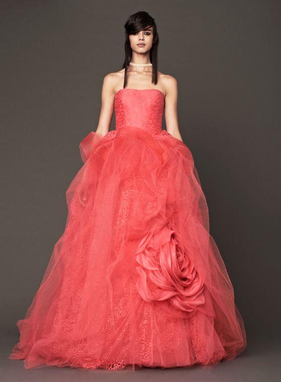 vestidos noiva vermelhos 8