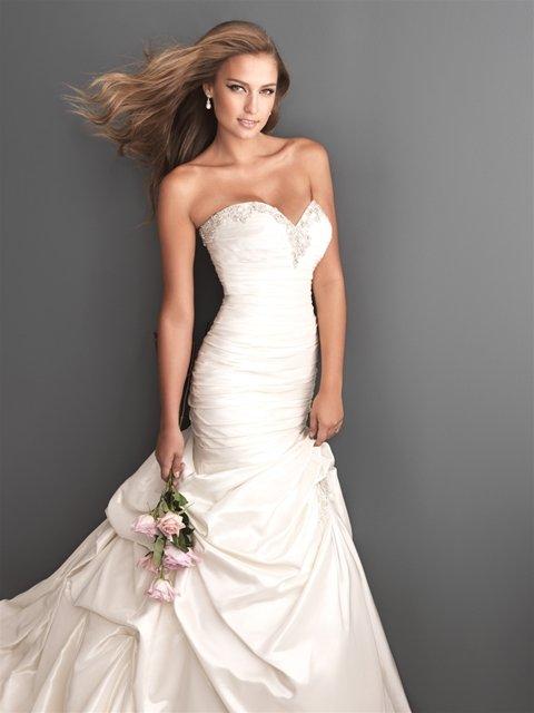 vestidos para casamento tomara que caia