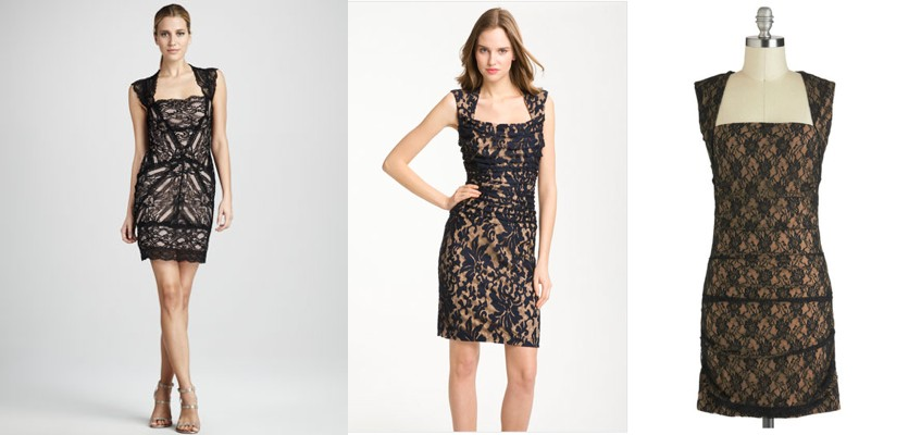 vestidos renda modelo