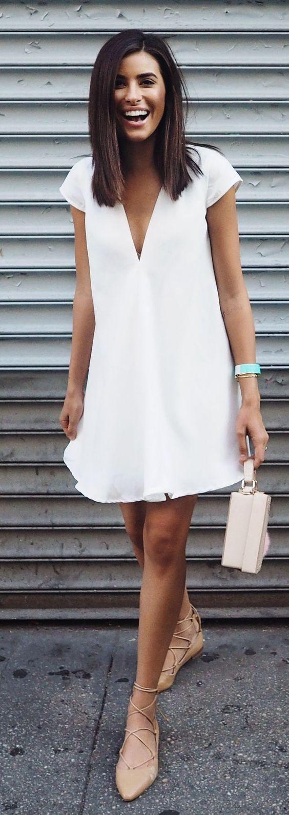 vestidos reveillon 2018 branco